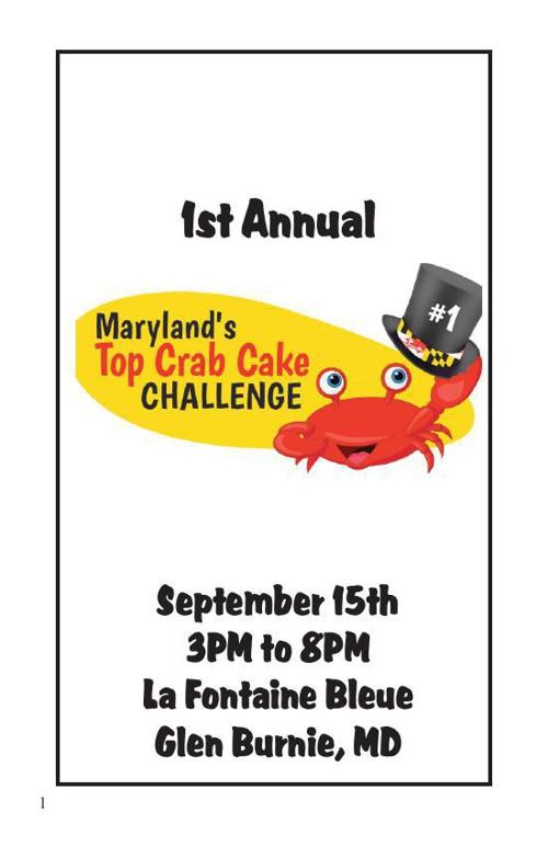Crab Cake Challenge Program