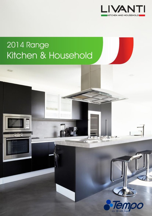 LIVANTI 2014 - Kitchen and Household Range