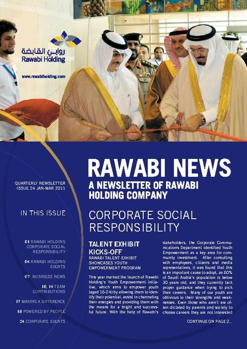 Rawabi Holding Newsletter 24