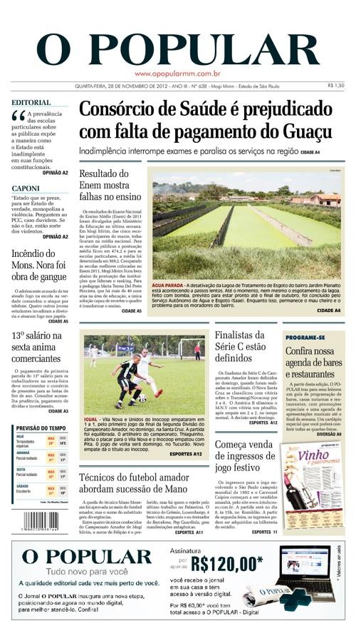 Edição 638 - 28-11-2012