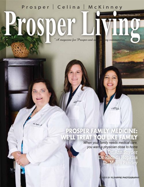 Prosper Living - Dec-Jan 2016