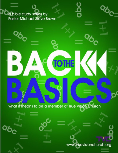 Back to the Basics Bible Study
