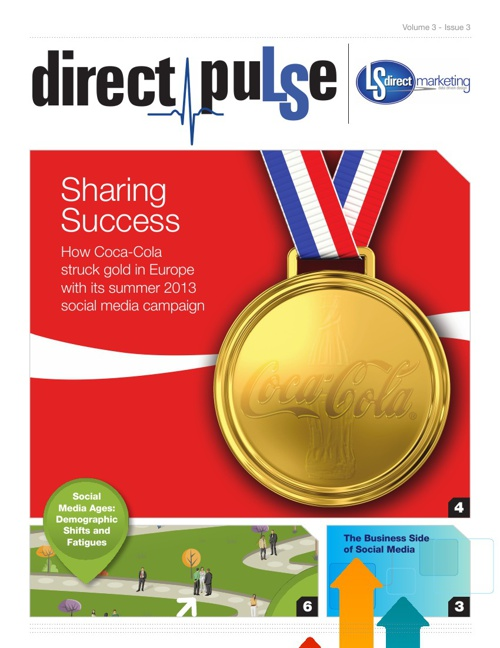 Direct Pulse Q3 2013 - LS Direct Marketing Newsletter