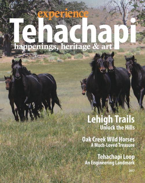 Experience Tehachapi Magazine 2017