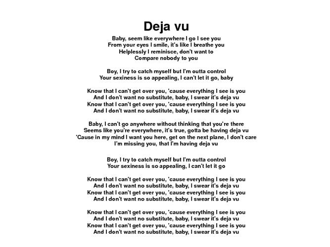 Copy of beyonce Lyrics