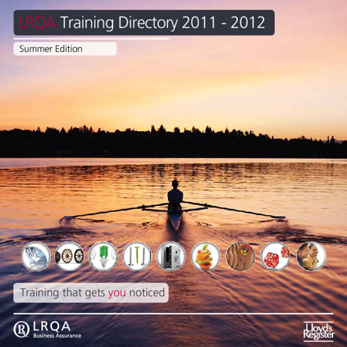 Summer 2011 Training Directory