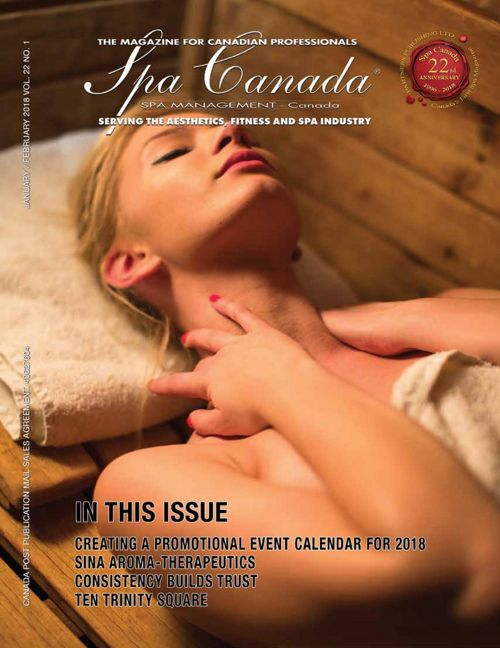 Spa Canada Jan : Feb 2018 - web