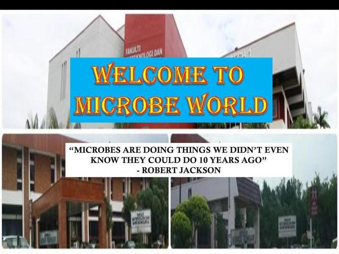 ADOPT A MICROBE