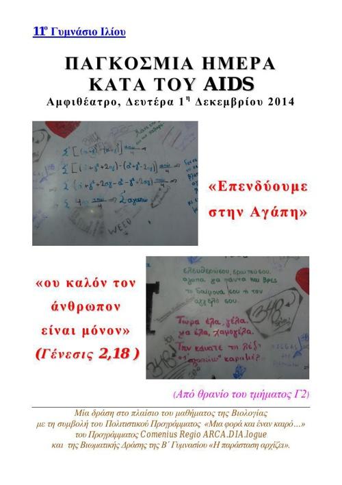 Αφίσα AIDS
