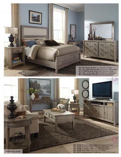 Durham Furniture - Distillery Collection