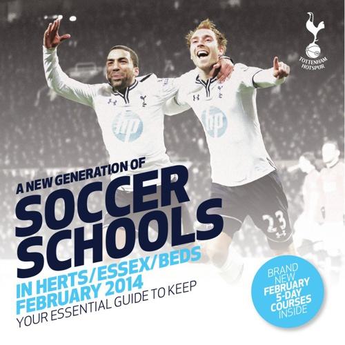 Soccer Schools February 2014 FlipBook