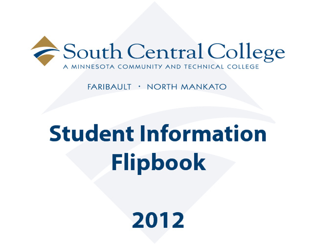 Student Information Flipbook 2012
