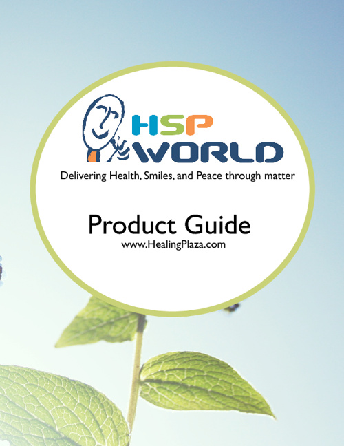 HSP World Catalog 2012