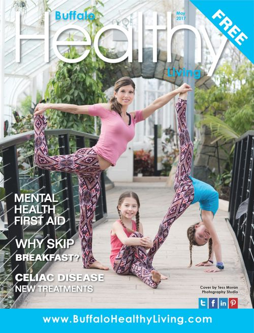 May 2017 Buffalo Healthy Living Magazine