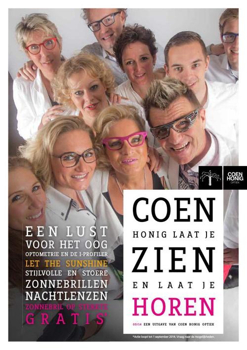 Magazine Coen Honig