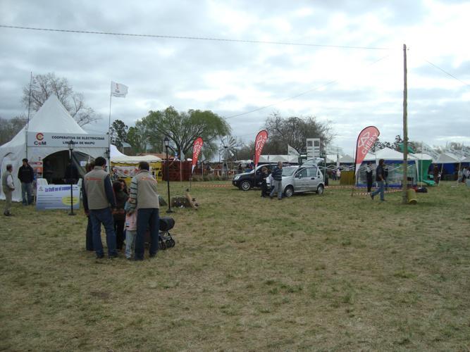 Asociación Rural de Maipú - Primer exposición agrícola-ganadera