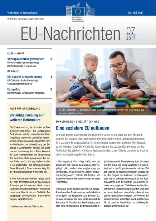 EU-Nachrichten #7
