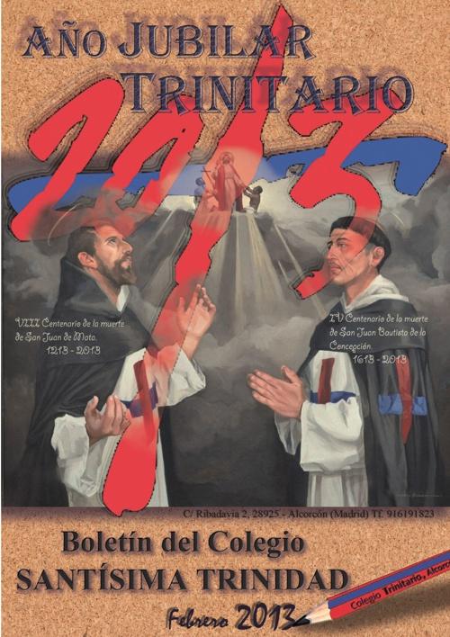 Revista Trinitarios 2013