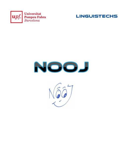 NooJ Español