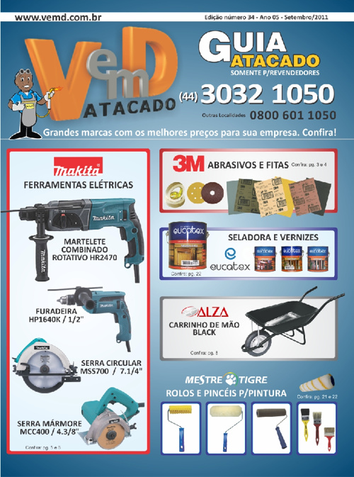 Revista VemD - Setembro 2011