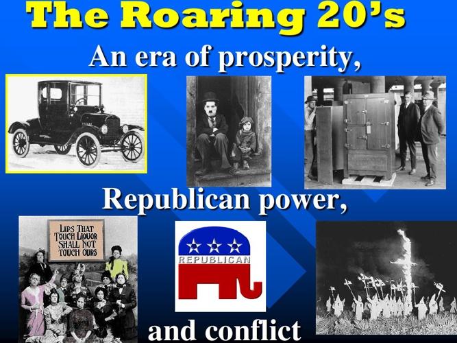 Roaring 1920s