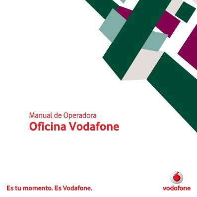 Manual operadora vodafone