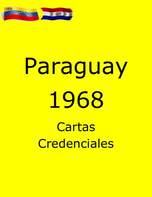 Cartas Paraguay