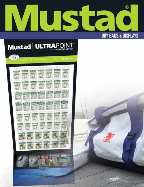 Mustad Bags and Displays