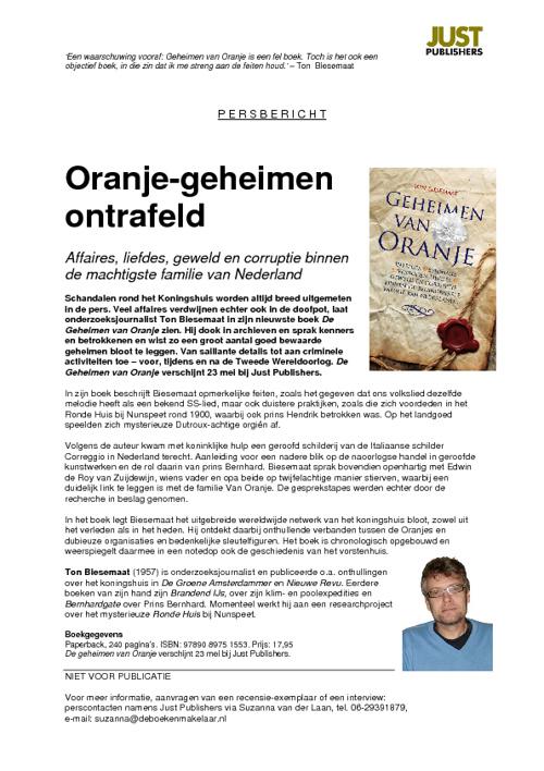 Onrecht in Nederland !!!!