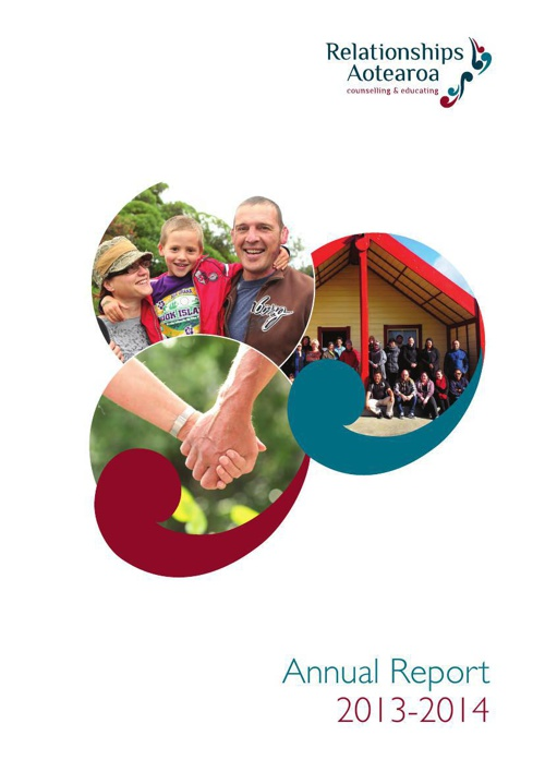 Relationships Aotearoa Annual Report 2013-14