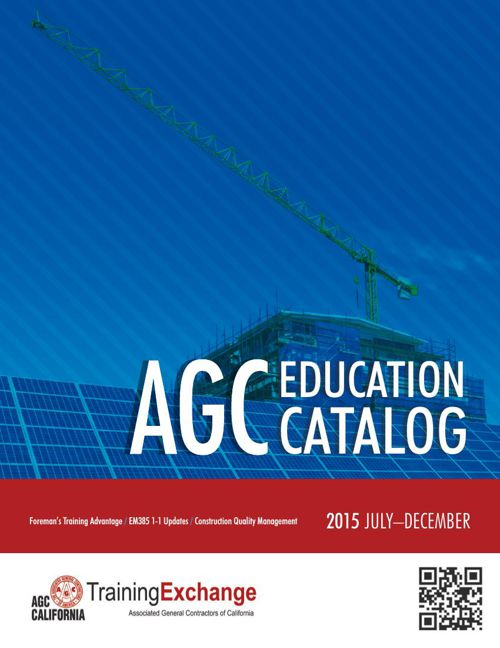 Construction Education Catalog