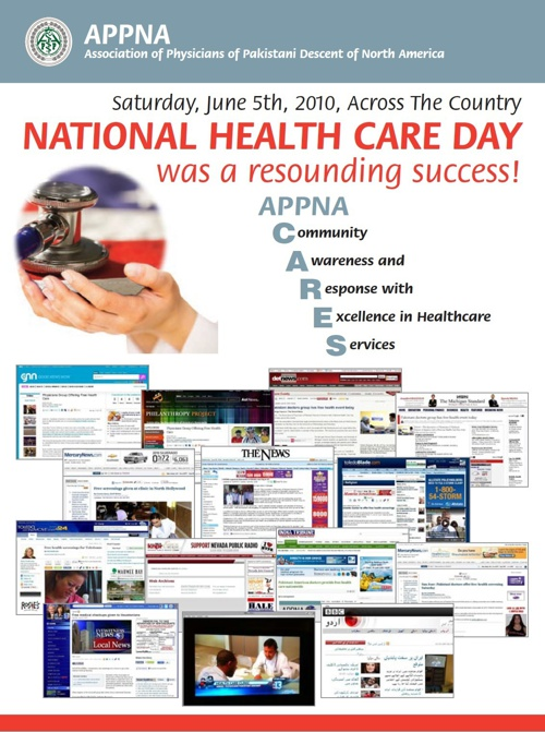 2010 National Health Care Day