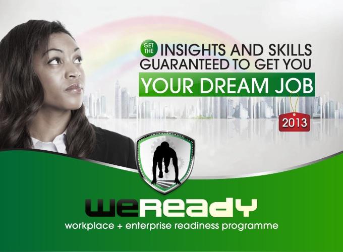 WeReady 2013 e-flier