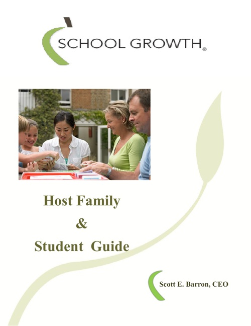 School Growth Host Family & Student Guide