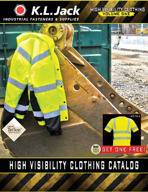 KL Jack High Visibility Clothing Catalog V-1