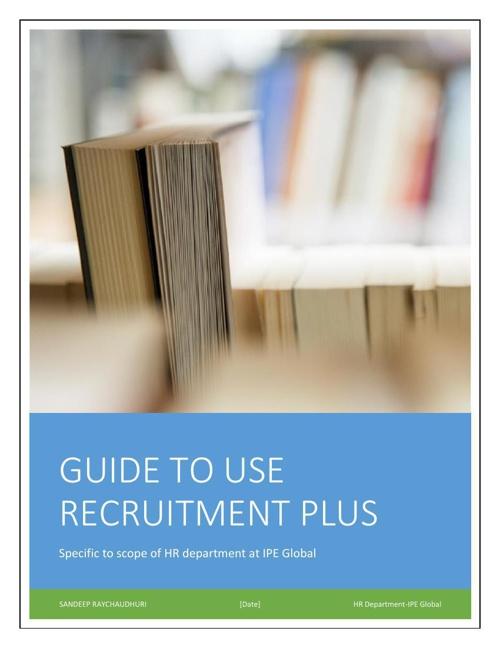 Manual-Recruitment Plus-V1