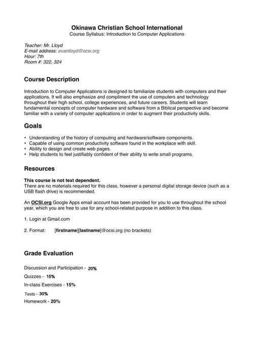 Computer_Applications_Syllabus