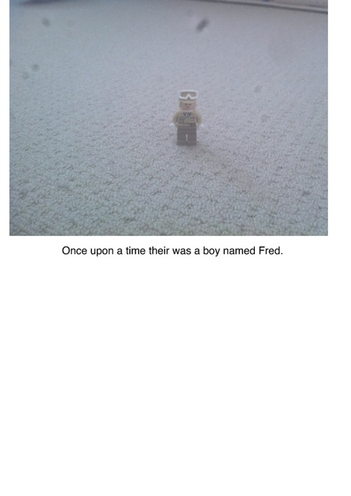 Fred's Adventure