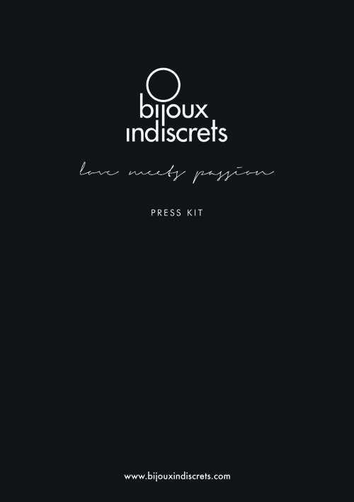 Press Kit FR · Bijoux Indiscrets