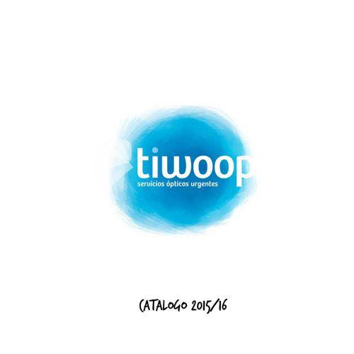 catalogo tiwoop 2015-2016