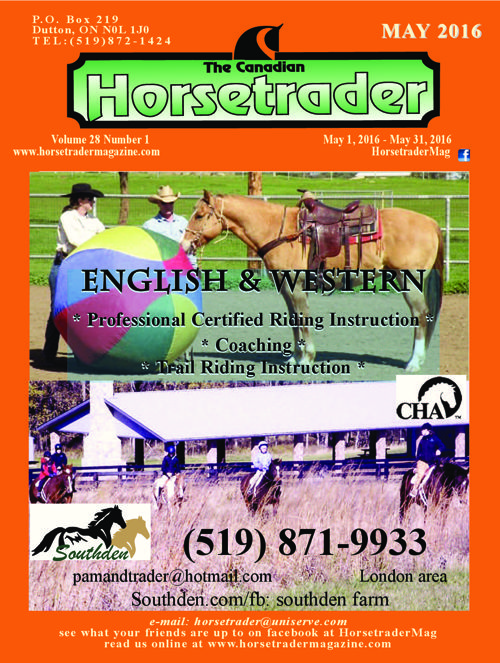 Horsetrader Magazine May 2016