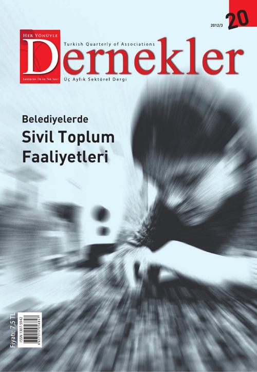 Dernekler Dergisi 20. Sayı