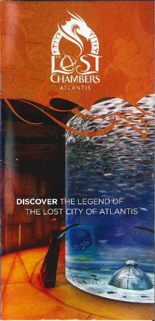Atlantis Lost Chambers 2011