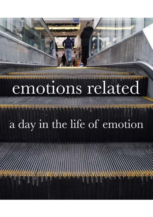 Emotions related - a day in the life of emotion