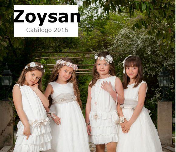 Catálogo Zoysan 2016 con precio