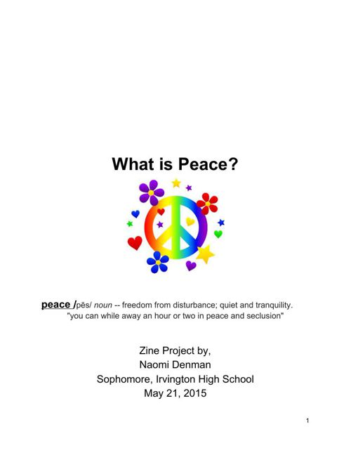 ZineProject--Peace (1)