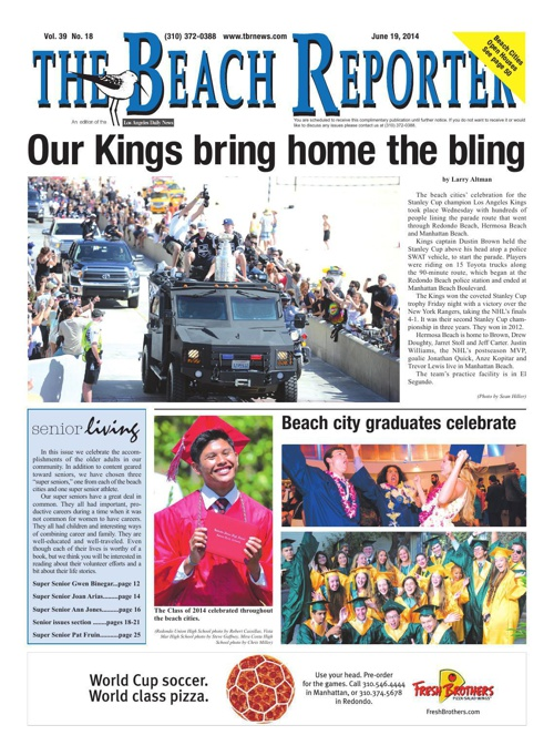 The Beach Reporter 6-19-14