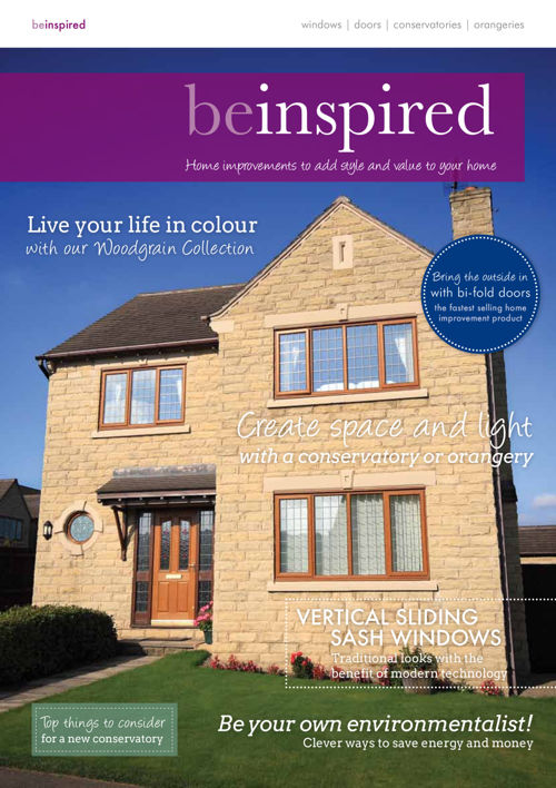 Be Inspired 2014 brochure
