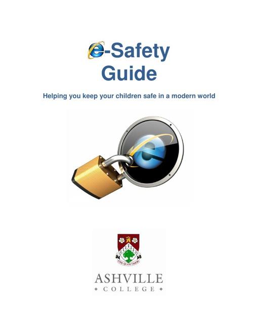 e-saftey guide