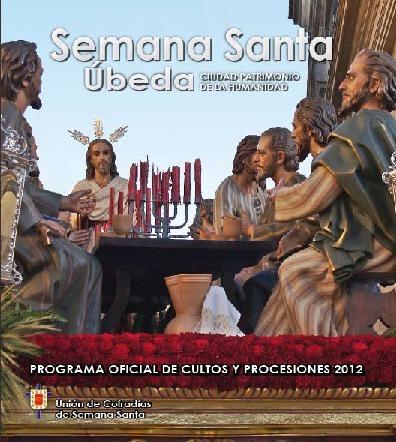 Copy of PROGRAMA DE CULTOS Y HORARIOS SEMANA SANTA 2012-ÚBEDA